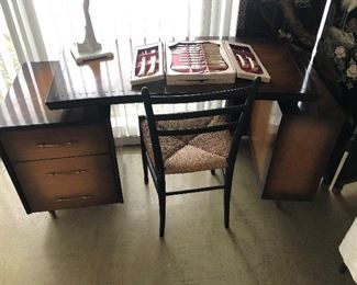 Awesome Mid century desk!