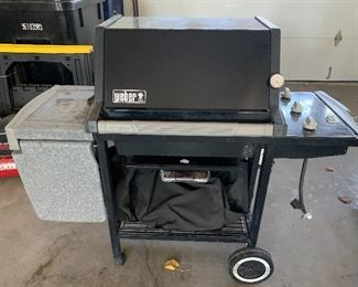 Weber BBQ Grill