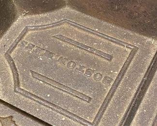 "EASTLAKE HALL-TREE BOSTON MASSACHUSETTS 25"" W x 13"" D x 88"" H"