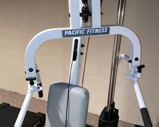 TOTAL GYM PACIFIC FITNESS BY ZUMA