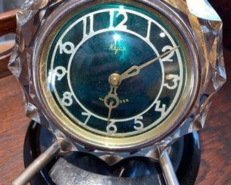 MAJAK VINTAGE RUSSIAN CLOCK
