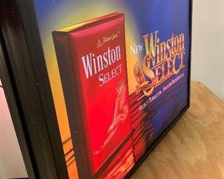 WINSTON NEON LIGHT