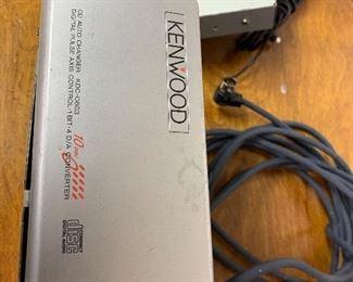 KENWOOD 10 DISC CD CHANGER