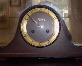 Antique Clock w/ key