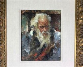 001MOriginal Oil Painting