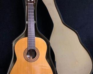 100jw Conn Acoustic Guitar