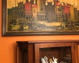 Drip Art Painting Van Guard studios