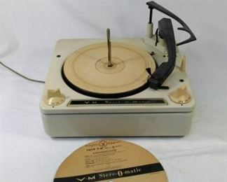 Voice of Music record player