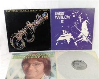 john denver and barry manilow records