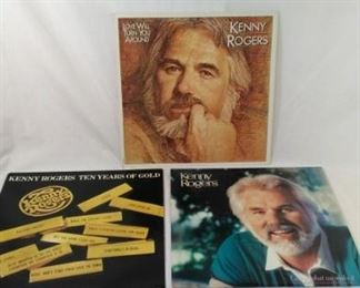 Kenny Rogers records