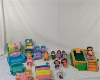 Dora explorer toy