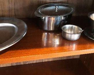 Aluminum ware
