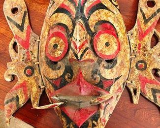 Alaskan mask