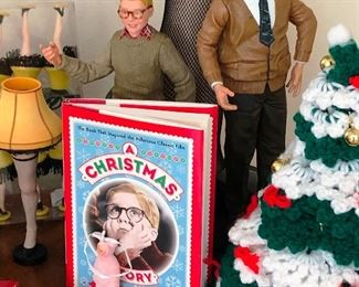 A christmas story Ralphie and dad
