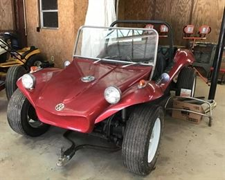 1972 VOLKSWAGEN DUNE BUGGY WITH TITLE, GREAT CONDITION!!