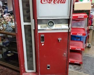 Coca-Cola  Coke Machine in working condition