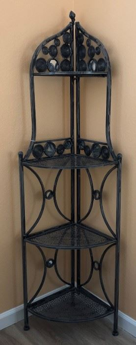 Corner Collapsible Shelf