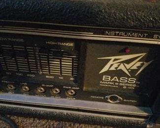 Peavey Bass Mark III Series