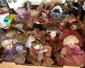 Marie Osmond Collectible Dolls