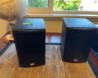 Speakers pr. $45.00