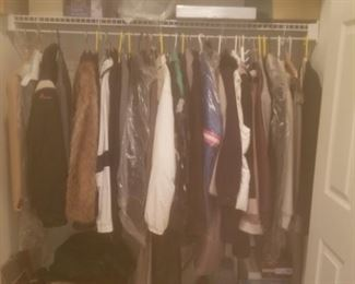 Tons of Mens Clothing