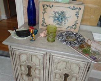pair of these night stands w/matching armoire