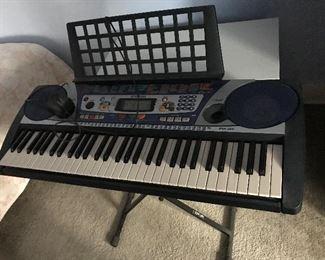 Yamiha keyboards