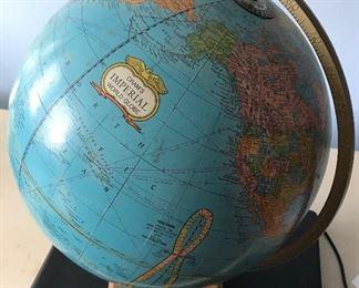Crams Imperial World Globe