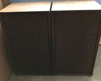 Vintage CMC Speakers