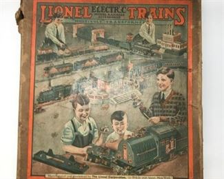 Vintage Lionel Electric Train   https://ctbids.com/#!/description/share/283920
