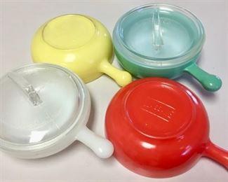 GlasBake Soup Bowls