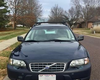 Volvo XC70, All Wheel Drive, 134,000 miles. Very Clean, runs great