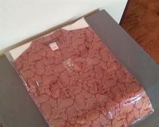 Silk Mandarin Pyjama Set