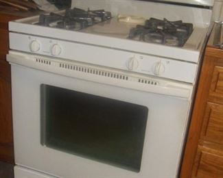 Gas stove-CLEAN