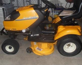 20 HP/6 speed lawn tractor, zero radius. Excellent condition
