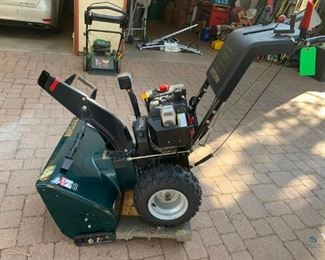 "Craftsman 30"" Snow Thrower"