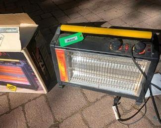 Marvin Heavy Duty HeatZone Workshop Heater
