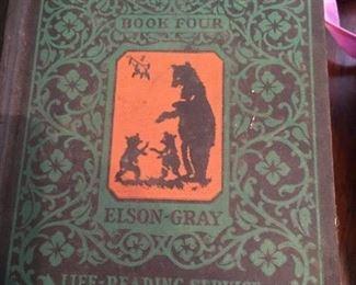 . . . an early basic reader