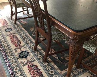 Beautiful Capel wool rug