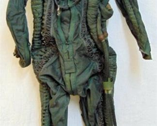 One of 3 high altitute air forse suits