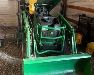 1025R 2013 55 Hours