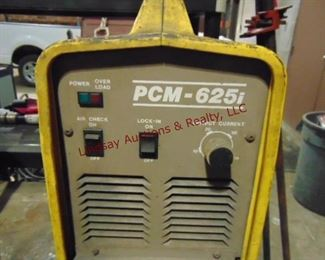 Esab PCM, 625I Plasma Cutter 220V UNTESTED
