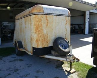 6x 10 circle c trailer