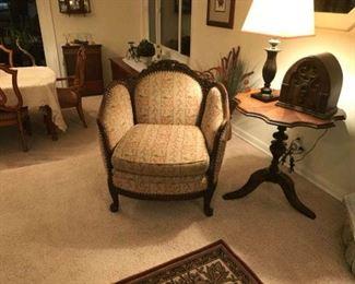 Matching Victoria Chair