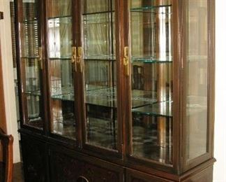 Drexel Heritage china cabinet   BUY IT NOW $  1,195.00