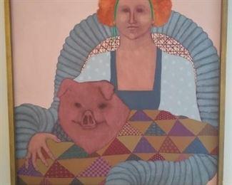 Leslie Trewyn Art