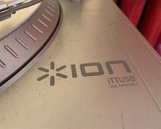 Ion turntable