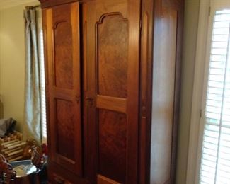 1800's Midwestern Cabinet (comes apart in 6 pieces to make transport easier way back in the day)