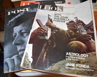 Washington Post, Old Magazines