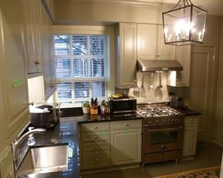 Kitchen package $6,200 and includes cabinets, appliances, counters and sink.